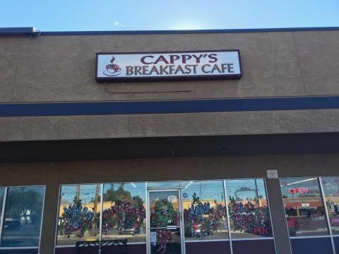 Cappy's Breakfast Cafe