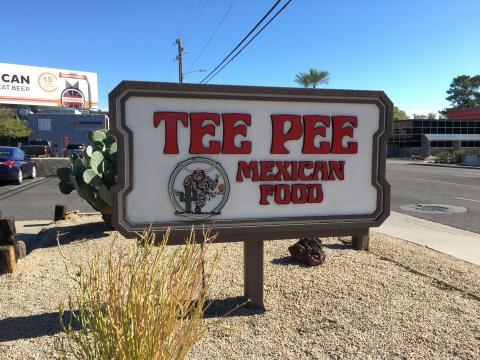 Tee Pee Mexican Food